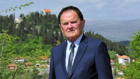 Boris Nikolić Malora, nostirelj liste BUZ-a za Gradsko vijeće Grada Sinja