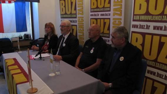 BUZ održao tiskovnu konferenciu 18.06.2020.