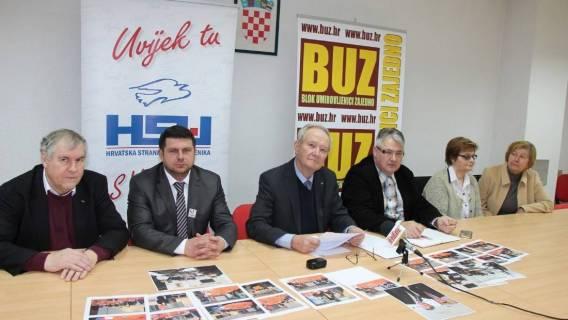 BUZ, SU i HSU jedinstveni u B.B županiji