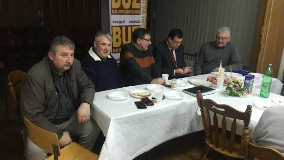 BUZ u Bjelovaru održao radni sastanak
