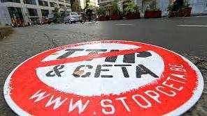 CETA i Belgija