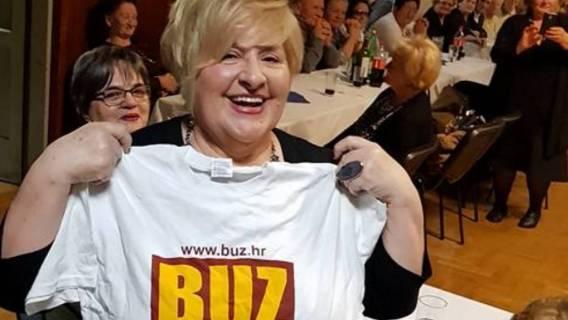 Delegacija BUZ-a na godišnjoj skupštini kluba starijih osoba i umirovljenika GČ Podsused-vrapče