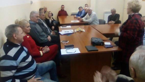Druženje članova i simpatizera BUZ-a  gradske četvrti Podsuded – Vrapče