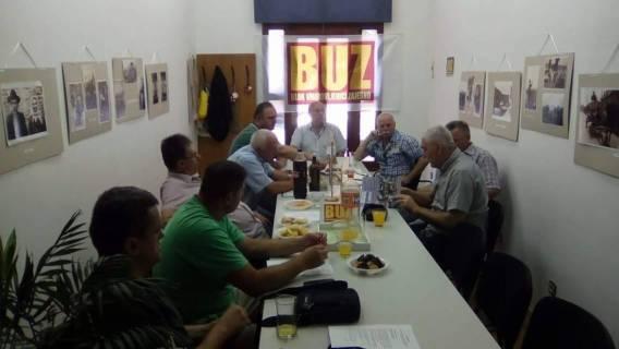 GO BUZ Zagreb održao svoju 16. sjednicu