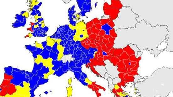 Hrvatska se ničim izazvana odriče dijela novca iz kohezijskih fondova EU!?