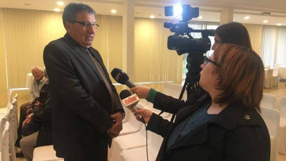 Marijan Žiher - Kandidat BUZ-a za gadonačelnika Bjelovara