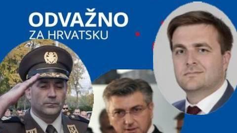 Ministri Tomislav Čorić i Tomo Medved ....Odvažno... protiv branitelja