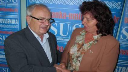 Mirjana Cigrovski predsjednica OO SU Èaðavica