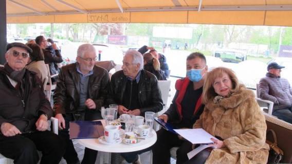 Novinarska legenda Luka Mitrović postao šef PR-a Platforme UMIROVLJENICI ZAJEDNO