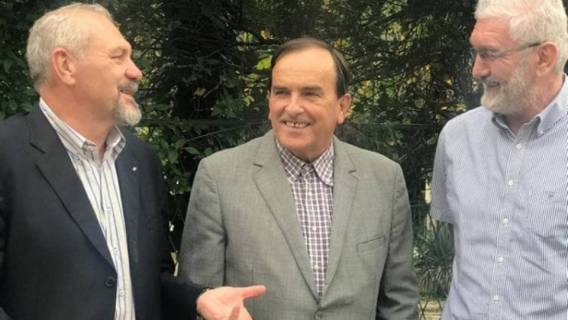 Održan radni sastanak čelnika triju umirovljeničkih stranaka HSU-a, BUZ-a i DSU-a