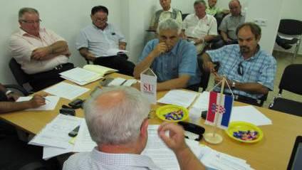 Održana èetvrta sjednica predsjedništva SU