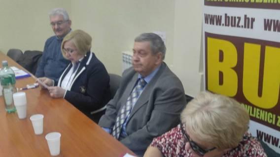 Održana još jedna tribina BUZ-a u GČ Podsused Vrapče