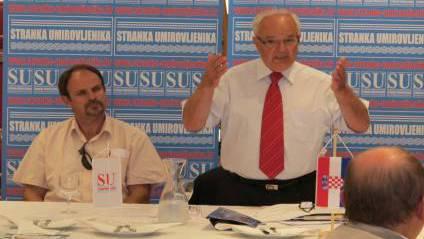 Održane sjednice Predsjedništva i Glavnog odbora SU-a.