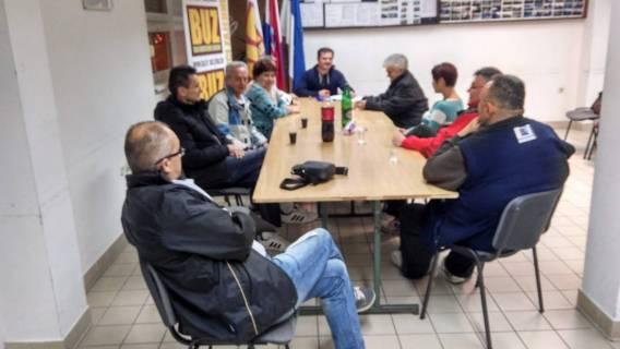 Predsjedništva GO BUZ Osijek se priprema za lokalne izbore
