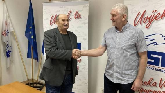 Radnim sastankom predsjednika HSU-a i BUZ-a započelo okupljanje umirovljeničkih stranka