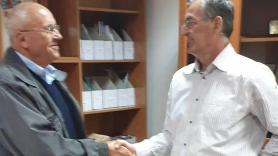 Razgovor o ugradnji dizala u Gospodarskoj komori Grada Zagreba