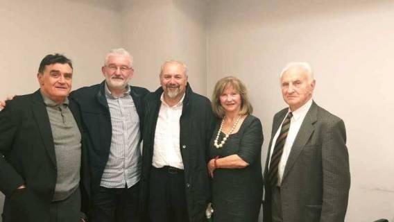 Sastanak Koordinacije umirovljeničkih udruga i zajednica sa umirovljeničkim strankama