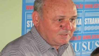 Vinko Kapraljeviæ, predsjednik OO SU Èaèinci